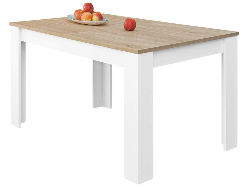 mesa de madera moderna