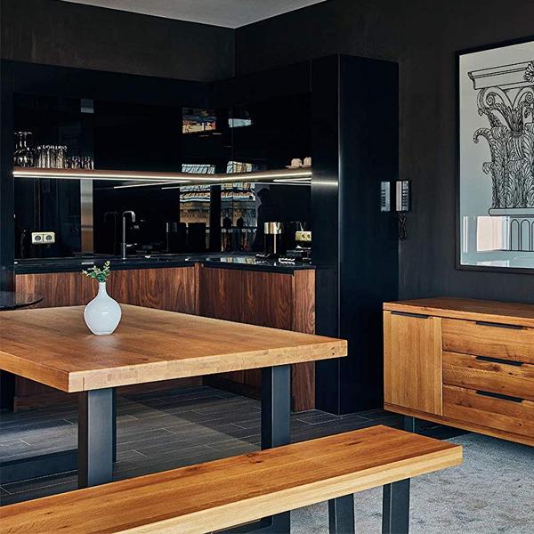 mesa de estilo industrial baratas