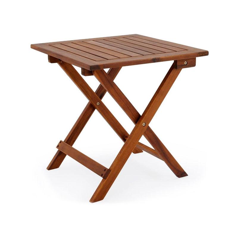 deuba mesa pequeña para jardin