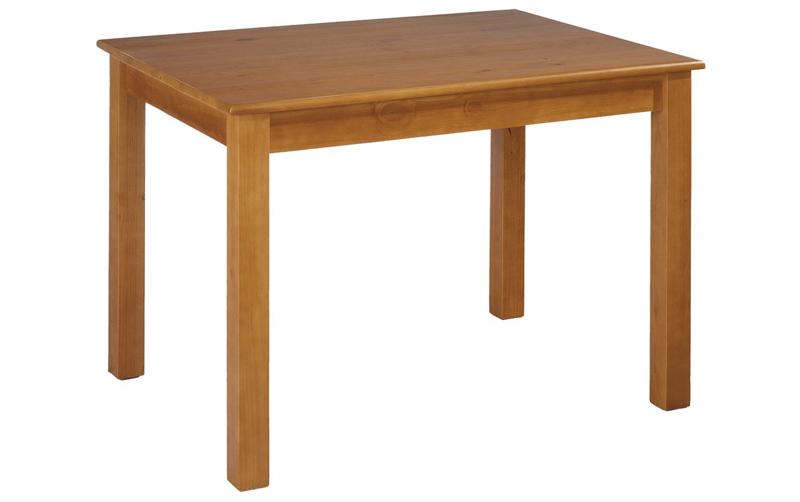 mesa de madera de pino barata