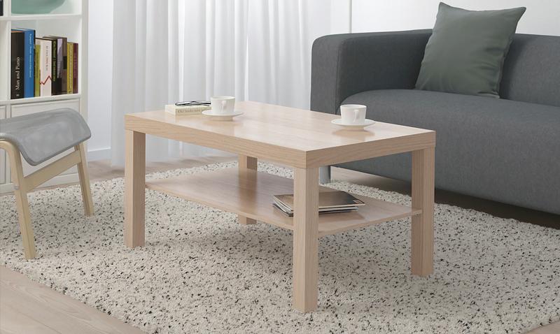 mesa de madera ikea barata