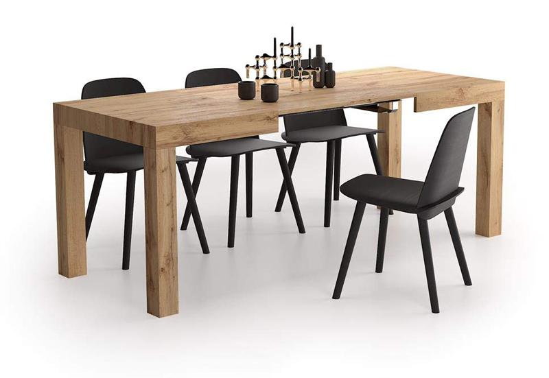 mesa extensible madera barata