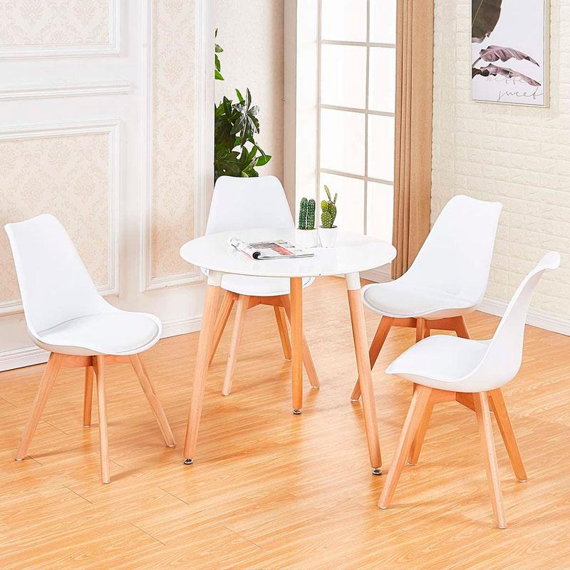 mesas de madera escandinavas nordicas