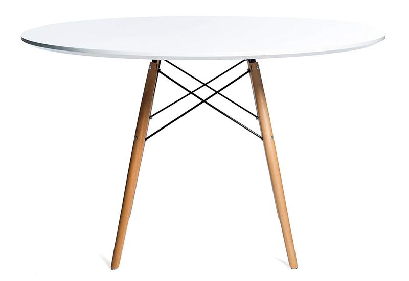 mesa de madera nordica economica