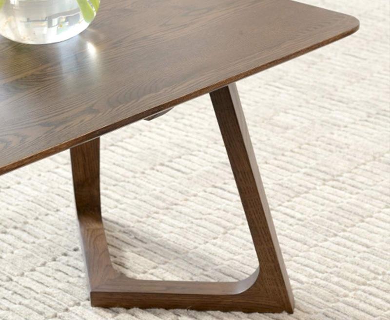 mesa de madera vanguardia economica