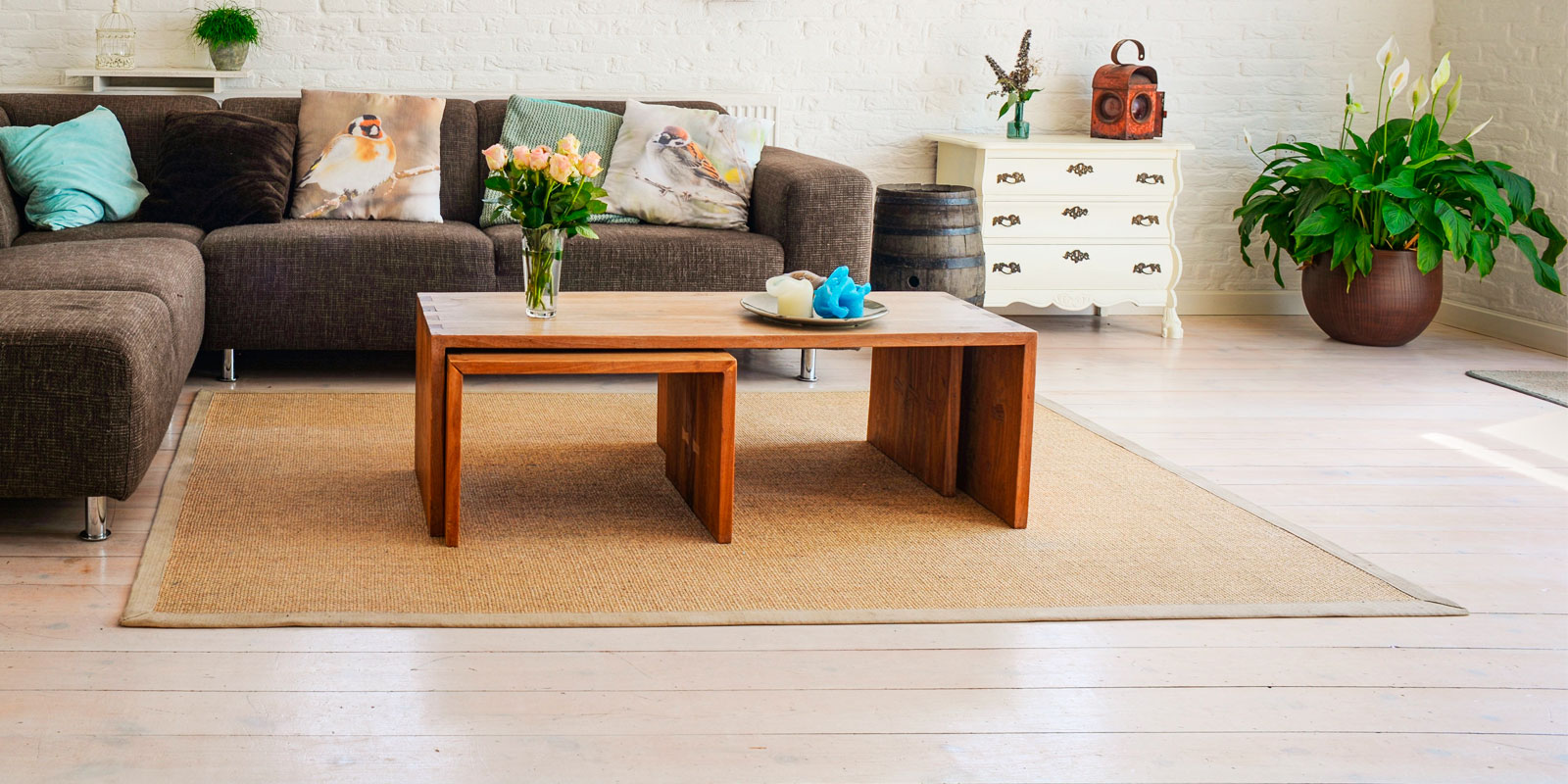 mesas de madera economicas