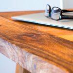 madera utilizada en la fabricación de mesas
